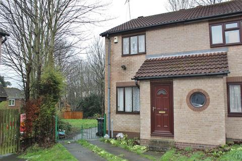2 bedroom semi-detached house for sale - Hindewood Close, SHEFFIELD, South Yorkshire