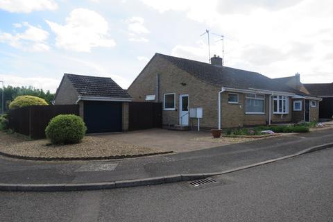 2 bedroom bungalow for sale - Rydalside, Roselands, Northampton, NN4