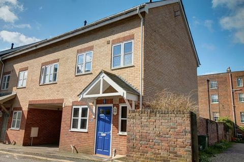 3 bedroom end of terrace house for sale - St Leonards, Exeter