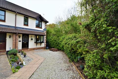 2 bedroom end of terrace house for sale - 2 Bedroom Semi Detached , Parkers Hollow, Barnstaple