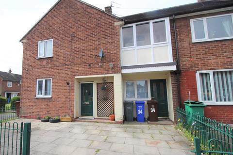 2 bedroom ground floor flat to rent - Topfield Road, Manchester, M22 9QN