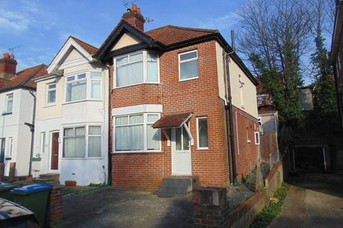 5 bedroom end of terrace house to rent - Woodside Road, Southampton