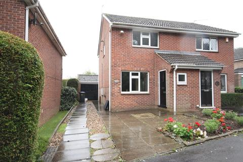 2 bedroom semi-detached house to rent - Ladybank Road, Mickleover