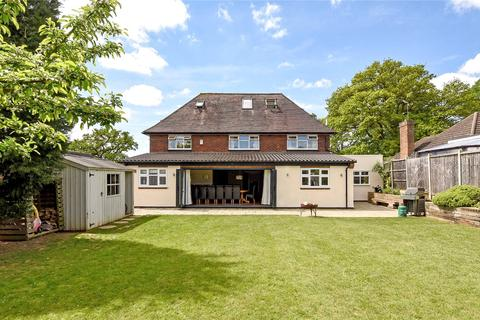 5 bedroom detached house for sale - Church Way, Weston Favell Village, Northampton, NN3