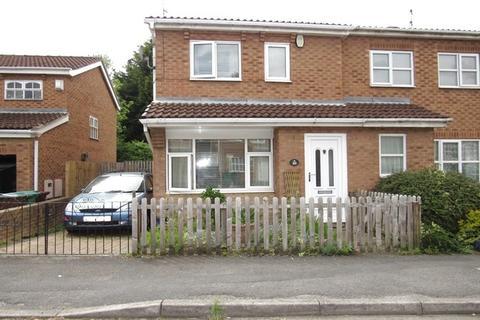 3 bedroom semi-detached house for sale - Camelot Avenue, Nottingham, NG5