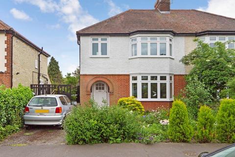 3 bedroom semi-detached house to rent - Highfield Avenue, Cambridge