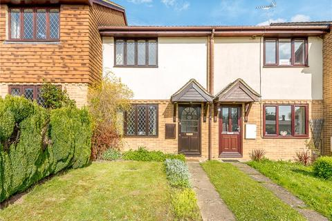 2 bedroom terraced house for sale - Brunel Close, Micheldever Station, Winchester, Hampshire, SO21