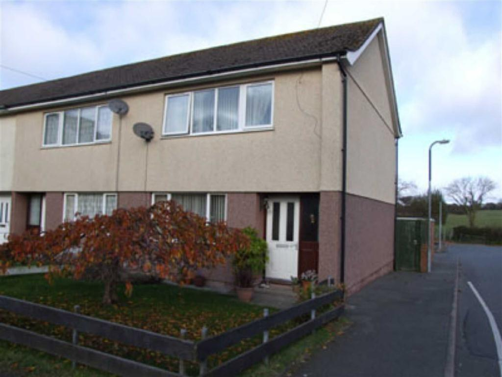 3 Bedrooms Terraced House for sale in Hampton Way, Llanfaes, Isle Of Anglesey