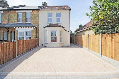 4 bedroom end of terrace house to rent - Courtenay Road, London