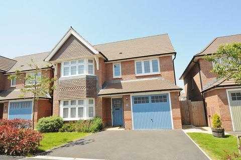 4 bedroom detached house for sale - Murrayfield Close, Plymouth. Modern Detached Family Home. Garage and Garden.