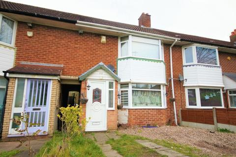 2 bedroom house for sale - Warstock Road, Kings Heath - Two Bedroom Mid-Terrace Home
