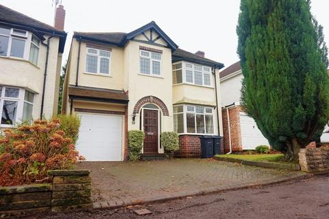 4 bedroom detached house to rent - Wheats Avenue, Harborne - SUPERB FAMILY HOME IN QUIET CUL-DE-SAC