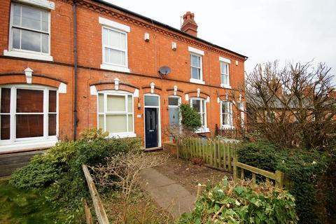 2 bedroom terraced house to rent - Chandos Avenue, Moseley - QUIRKY MOSELEY TERRACE!