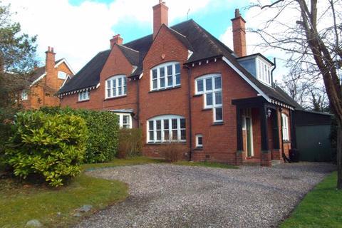 3 bedroom semi-detached house to rent - Linden Road, Bournville, Birmingham, B30 1JT