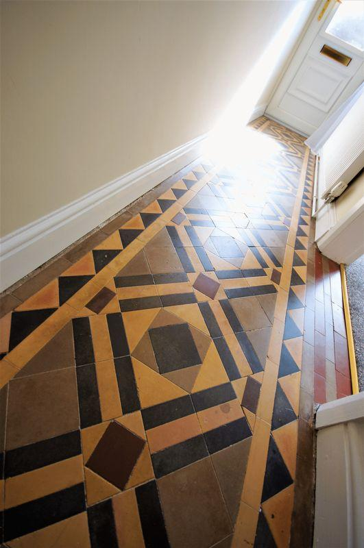 Minton Tiled Hall