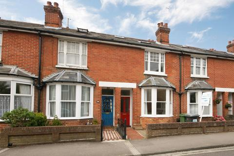 4 bedroom terraced house to rent - Lower Brook Street, Winchester