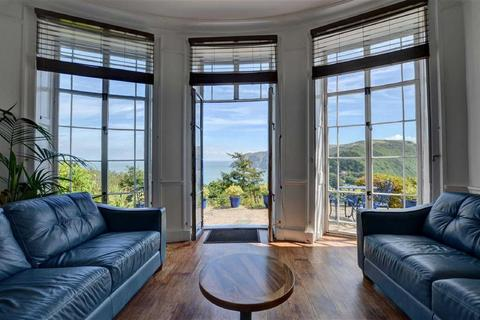 2 bedroom semi-detached house for sale - Lynton Cottage Seaview Apartments, North Walk, Lynton, Devon, EX35