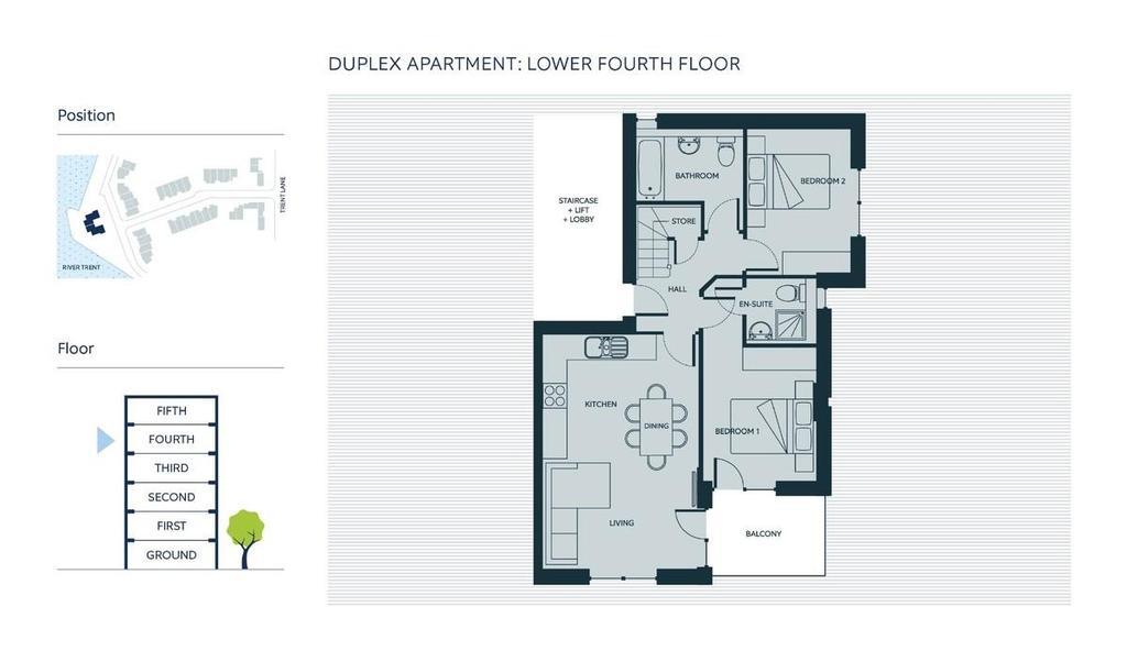 Floorplan 1 of 2: Duplex Lower Forth Floor.jpg
