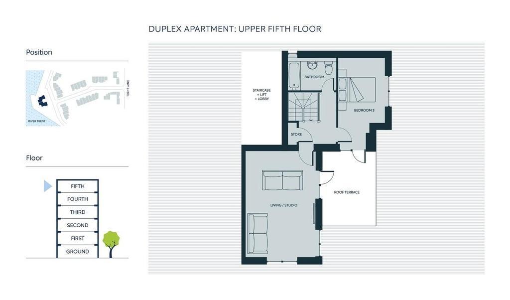 Floorplan 2 of 2: Duplex Upper Fifth Floor.jpg