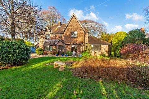 4 bedroom detached house for sale - Old Station Road, Itchen Abbas, Winchester, SO21