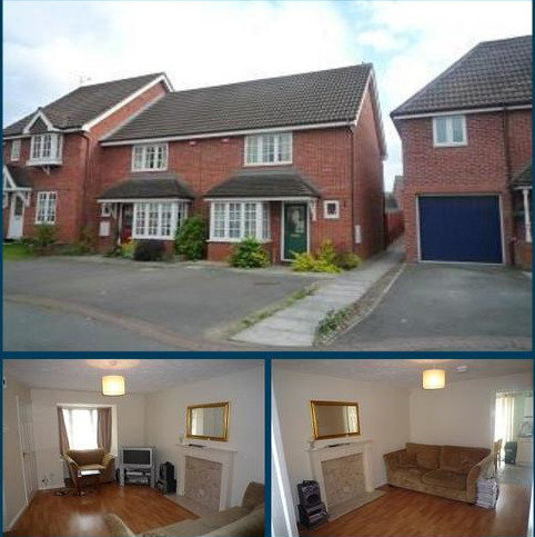 2 bedroom house to rent - Didcot, Sutherland Beck, OX11