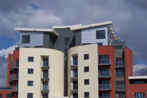 1 bedroom apartment to rent - South Quay, Kings Road, Swansea, SA1 8AJ