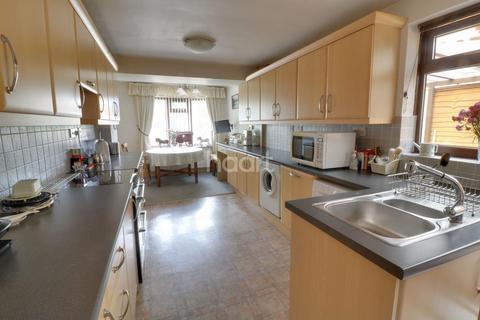 3 bedroom bungalow for sale - Langbank Avenue, Rise Park, Nottingham