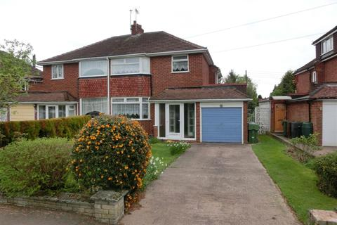3 bedroom semi-detached house for sale - Meadow Road, Wythall, Birmingham
