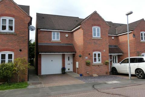 4 bedroom end of terrace house for sale - Lint Meadow, Hollywood, Birmingham
