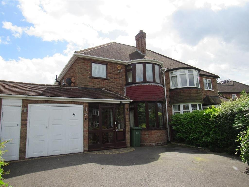 Stoneleigh Road Solihull 3 Bed House 399950