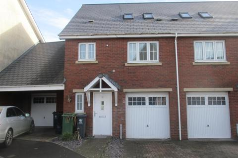 3 bedroom townhouse for sale - Sentinel Court, Fairwater, Cardiff