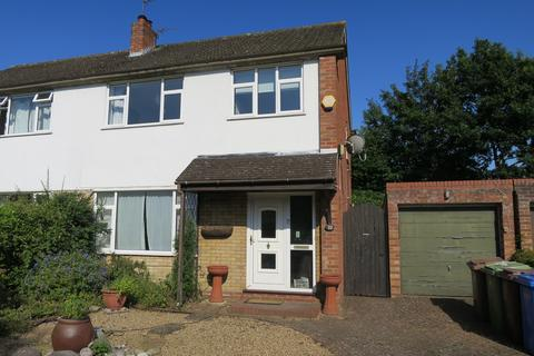 4 bedroom semi-detached house to rent - Norvic Drive, Norwich