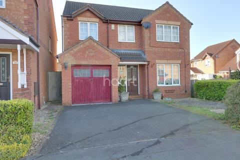 4 bedroom detached house for sale - FARMHILL ROAD, SOUTHFIELDS, NORTHAMPTON