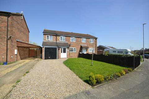 3 bedroom semi-detached house for sale - Mcinnes Way, Raunds, Northamptonshire