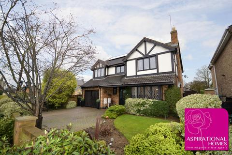 4 bedroom detached house for sale - Carlow Road, Ringstead, Northamptonshire