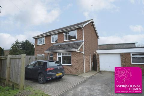 3 bedroom detached house for sale - Nichols Way, Raunds, Northamptonshire