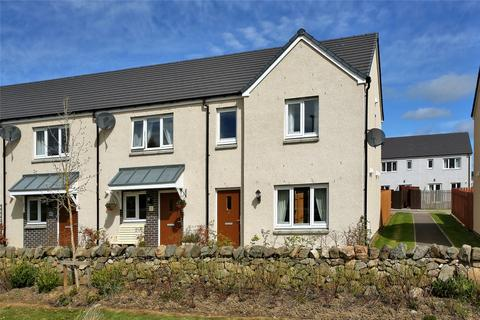 3 bedroom end of terrace house for sale - 6 McCombie Terrace, Alford, Aberdeenshire, AB33