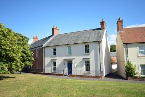 4 bedroom semi-detached house to rent - St Leonards, Exeter