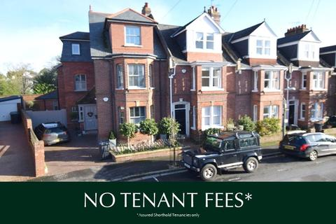 5 bedroom semi-detached house to rent - St Leonards, Exeter