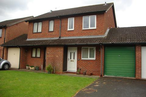 2 bedroom semi-detached house to rent - .Kendal Grove, Solihull, B92 0PS