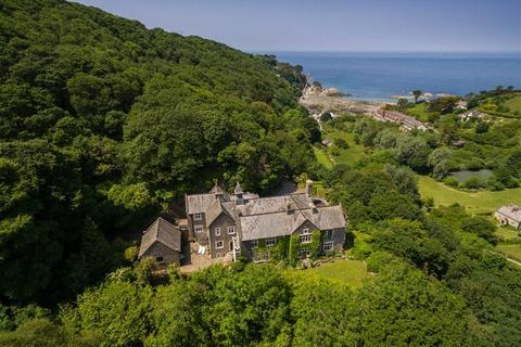 7 bedroom detached house for sale - Lee, Lee Bay, Woolacombe, Devon, EX34