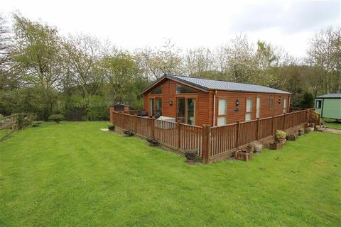2 bedroom chalet for sale - 12, Maple Court, Valley View Holiday Park, Pentrebeirdd, Welshpool, Powys, SY21