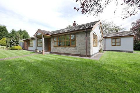 4 bedroom detached bungalow for sale - 6 Brooms Lane, Kelsall