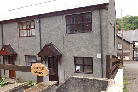 2 bedroom semi-detached house to rent - Gerddi'r Abaty, Bangor
