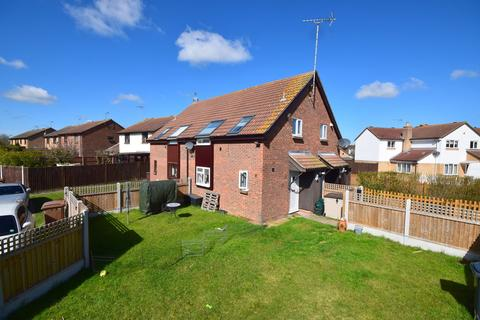 1 bedroom end of terrace house for sale - Beardsley Drive, Chelmsford, CM1 6GQ