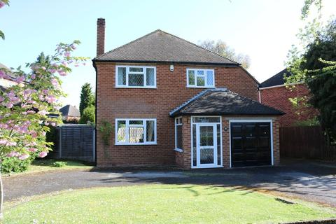 3 bedroom detached house for sale - Woodchester Road, Dorridge