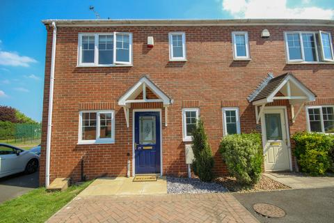 3 bedroom end of terrace house for sale - Kettlewell Close, Allenton