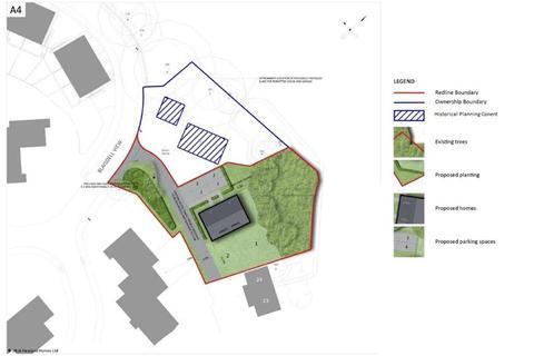 Land for sale - Blaisedell View, Blaise, Bristol