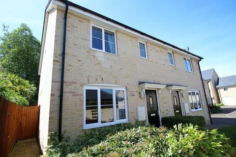 3 bedroom semi-detached house for sale - Limedale Close, Cambridge