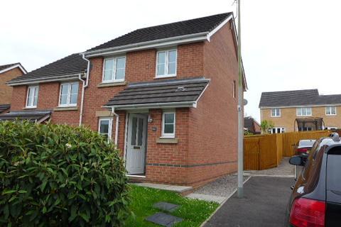 3 bedroom semi-detached house to rent - Heritage Way, Llanharan CF72